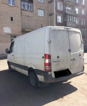 Mercedes-Benz Sprinter 2008 Санкт-Петербург