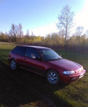 Honda Civic 1990 Кинель