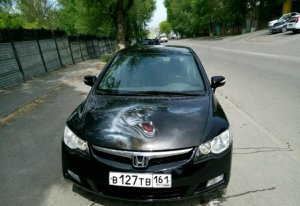 Honda Civic 2008 Ростов-на-Дону