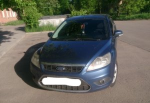 Ford Focus 2008 Великие Луки