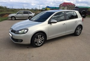 Volkswagen Golf 2011 Туймазы