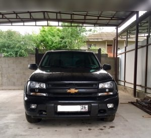 Chevrolet TrailBlazer 2008 Пятигорск