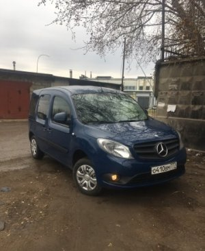 Mercedes-Benz Citan 2013 ������ ��������