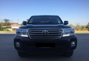 Toyota Land Cruiser 2012 Темрюк