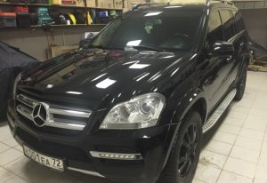 Mercedes-Benz GL-класс 2011 Тюмень
