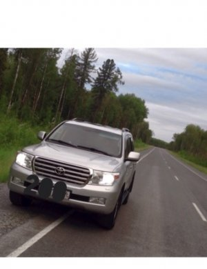 Toyota Land Cruiser 2008 Ставрополь