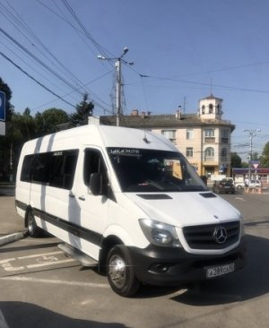 Mercedes-Benz Sprinter 2014 Симферополь
