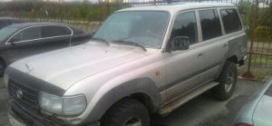 Toyota Land Cruiser 1994 Екатеринбург