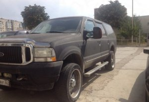 Ford Excursion 2004 Евпатория