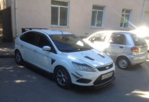 Ford Focus 2011 Ялта