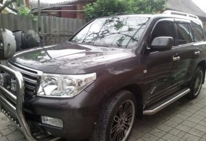 Toyota Land Cruiser 2008 Тихорецк
