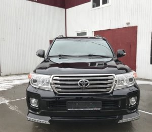 Toyota Land Cruiser 2013 Тюмень