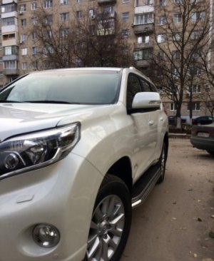 Toyota Land Cruiser Prado 2014 Ростов-на-Дону