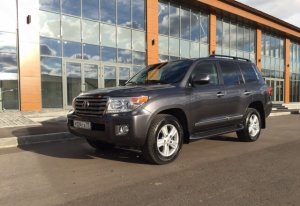 Toyota Land Cruiser 2013 Москва
