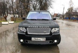 Land Rover Range Rover 2007 Белореченск