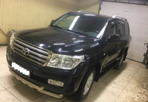 Toyota Land Cruiser 2011 Ухта