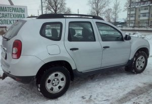 Renault Duster 2012 Вологда
