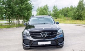 Mercedes-Benz GLS-класс 2016 Екатеринбург
