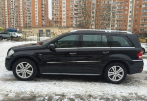 Mercedes-Benz GL-класс 2010 Москва