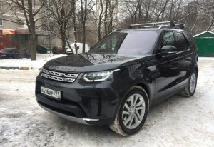 Land Rover Discovery 2017 Москва