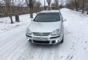 Volkswagen Golf 2006 Волгоград