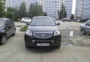 SsangYong Actyon 2013 Сасово