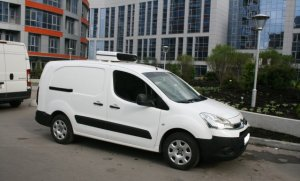 Citroen Berlingo 2014 Москва
