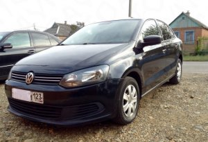 Volkswagen Polo 2012 Краснодар
