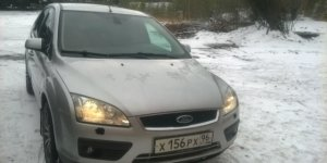 Ford Focus 2006 Асбест