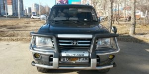 Toyota Land Cruiser Prado 1999 Благовещенск