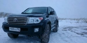 Toyota Land Cruiser 2014 �����������