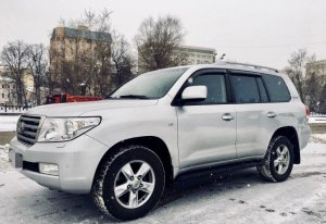 Toyota Land Cruiser 2011 Москва