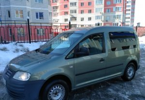 Volkswagen Caddy 2008 Брянск