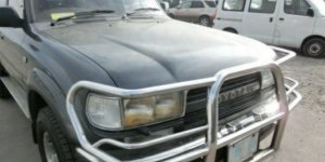 Toyota Land Cruiser 1996 Сыктывкар
