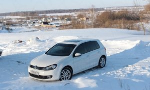 Volkswagen Golf 2009 Орел