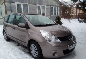 Nissan Note 2013 Петрозаводск