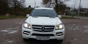 Mercedes-Benz GL-класс 2011 Санкт-Петербург