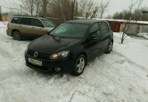 Volkswagen Golf 2011 Самара