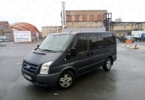 Ford Tourneo 2010 Санкт-Петербург