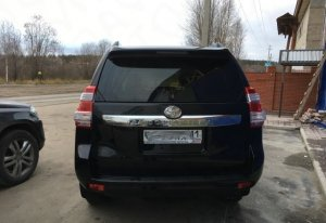 Toyota Land Cruiser Prado 2013 Ухта