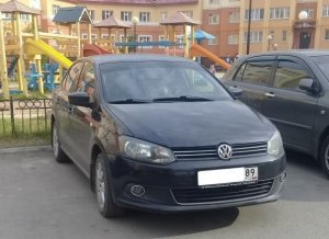 Volkswagen Polo 2012 Салехард