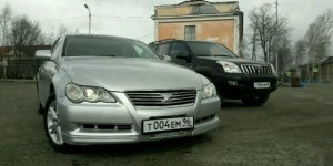 Toyota Mark X 2004 Карпинск