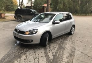 Volkswagen Golf 2011 Калуга