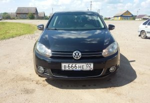 Volkswagen Golf 2012 Верхние Татышлы