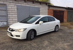 Honda Civic 2010 Воронеж