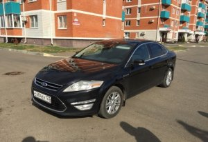 Ford Mondeo 2011 Краснодар