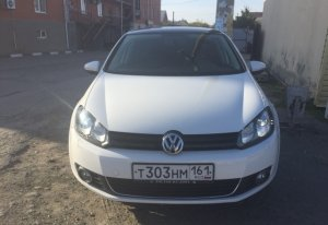 Volkswagen Golf 2011 Батайск